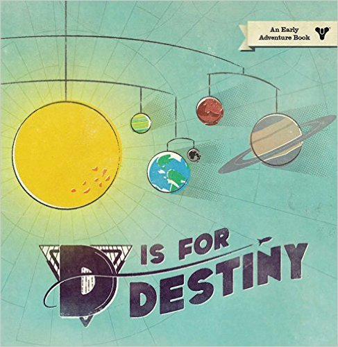 D Is For Destiny - #GTUSA 1