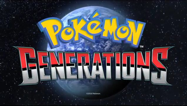Pokémon Generations Episodes 1 - 3 - #GTUSA 1