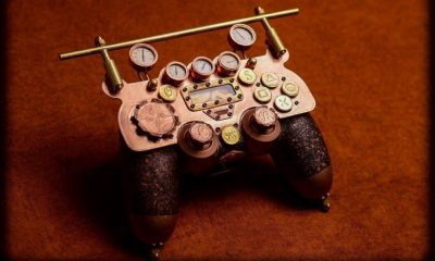 Custom Modded PS4 Controllers - #GTUSA 1
