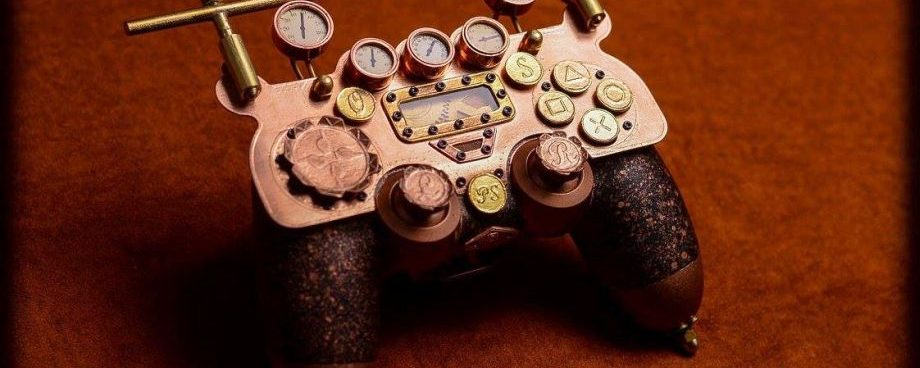 Modded PS4 Controllers That Shock And Amaze