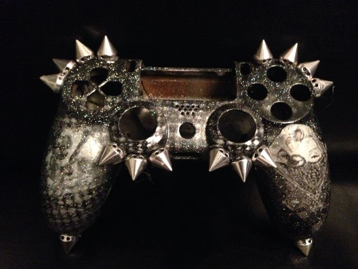 Custom Modded PS4 Controllers - #GTUSA 2