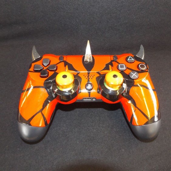 Custom Modded PS4 Controllers - #GTUSA 3