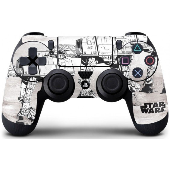 Custom Modded PS4 Controllers - #GTUSA 9