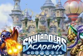 Animated series Skylanders Academy's Premiere Set For Oct. 28