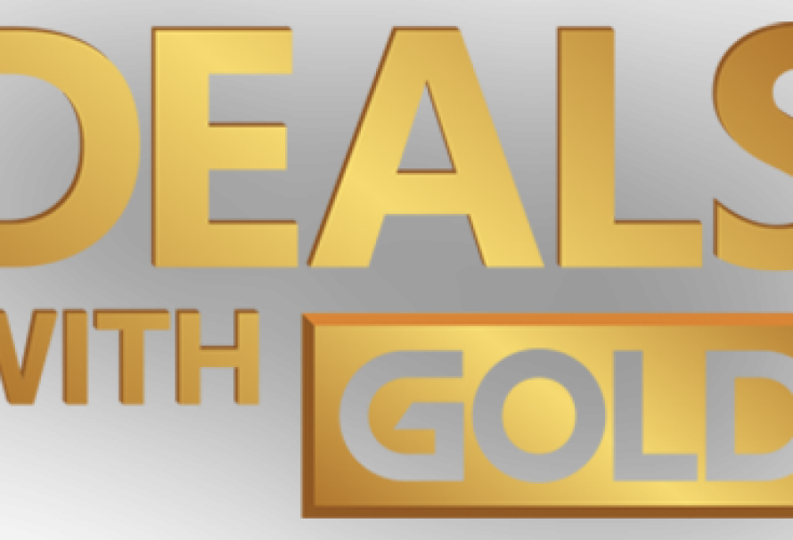 Xbox Deals with Gold Sale 11/1-11/7