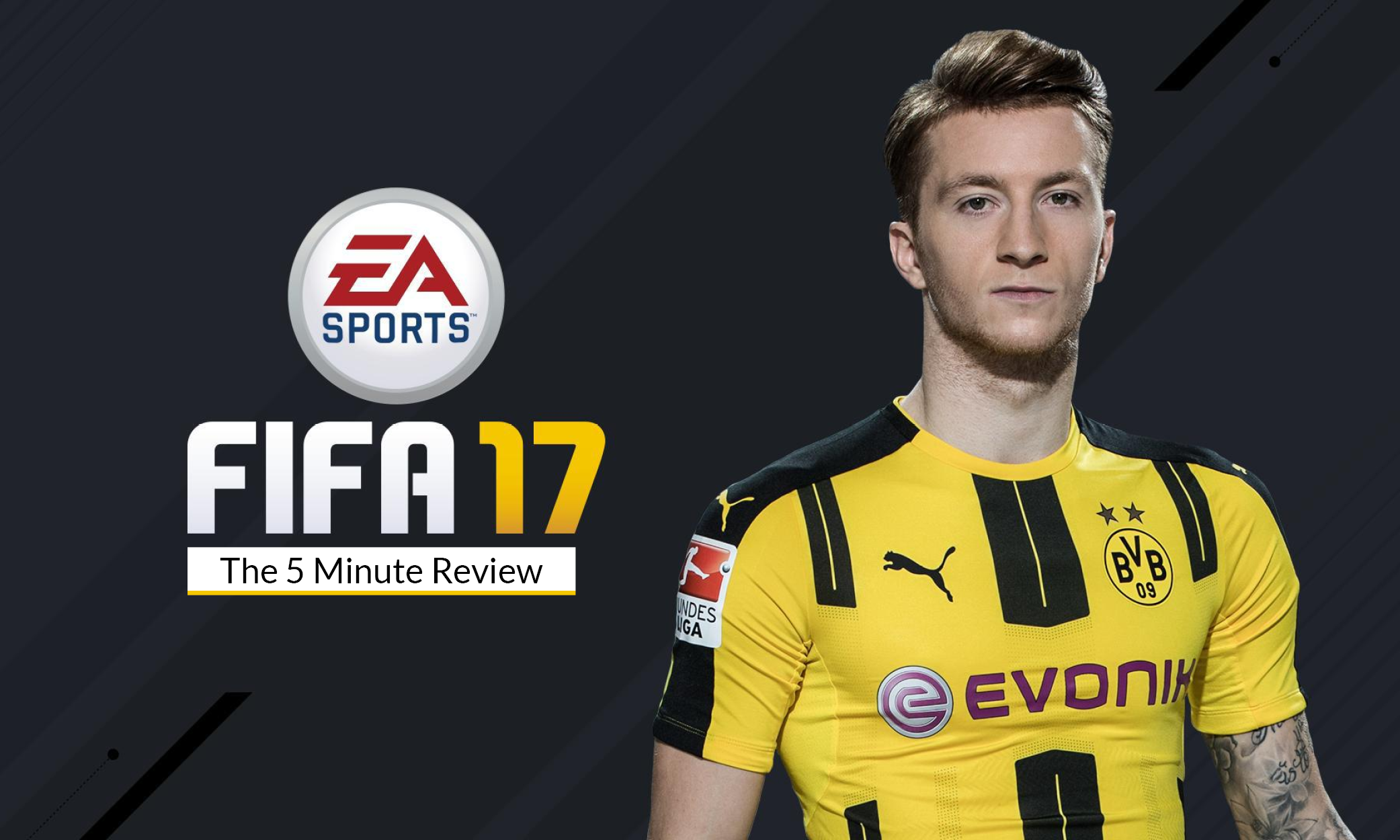fifa 17 the 5 minute review gametraders usa. Black Bedroom Furniture Sets. Home Design Ideas