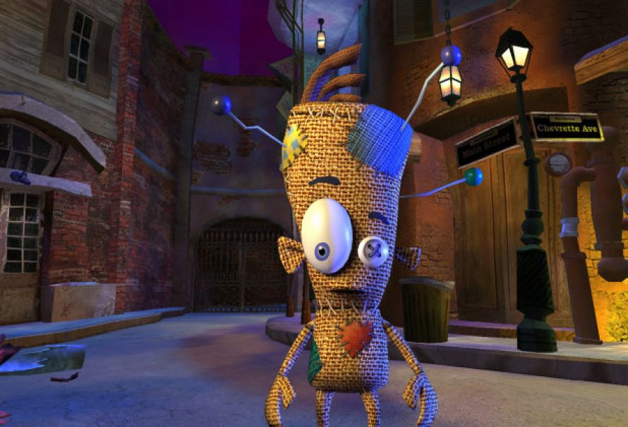 Voodoo Vince: Remastered Coming to Xbox One