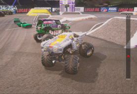 Monster Jam: Crush It! Is Now Available On PS4 & Xbox One
