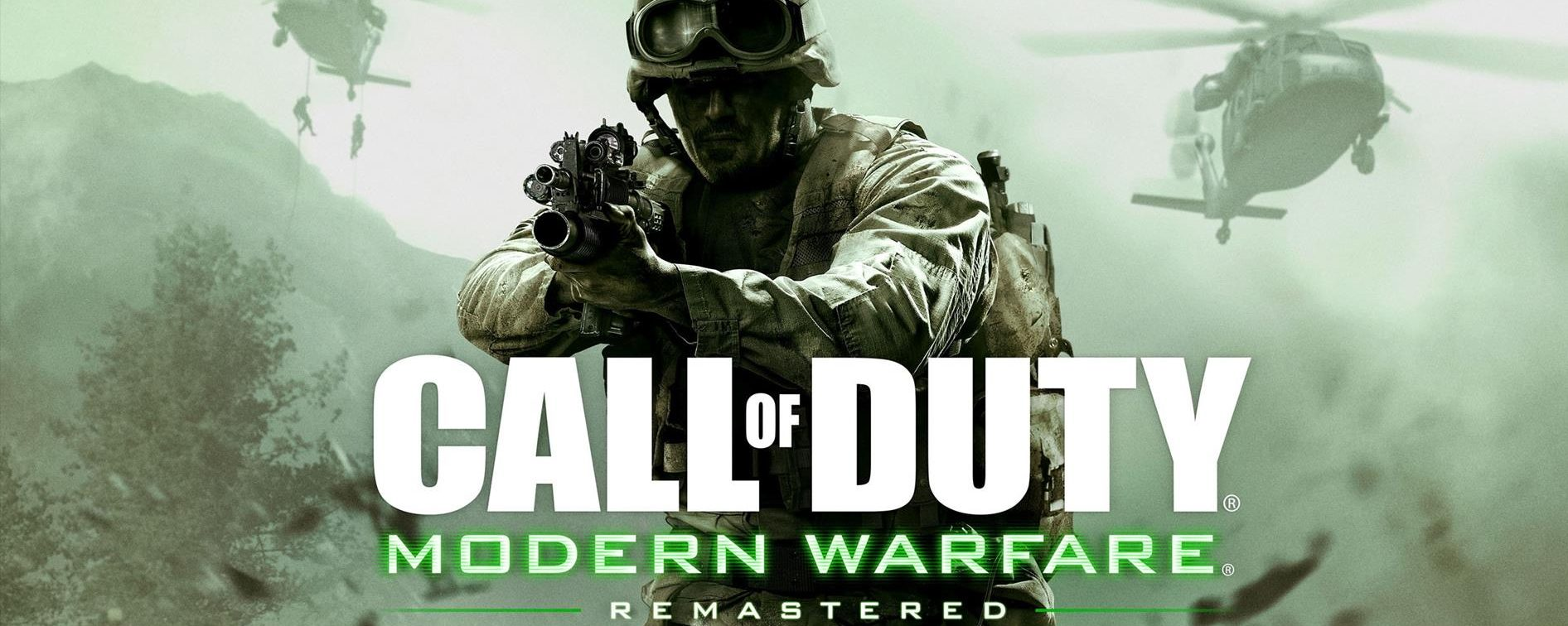 Call of Duty: Modern Warfare Remastered is only playable with Infinite Warfare disc inserted