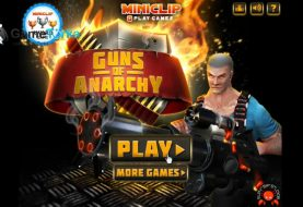Guns Of Anarchy - Free To Play Mobile Game