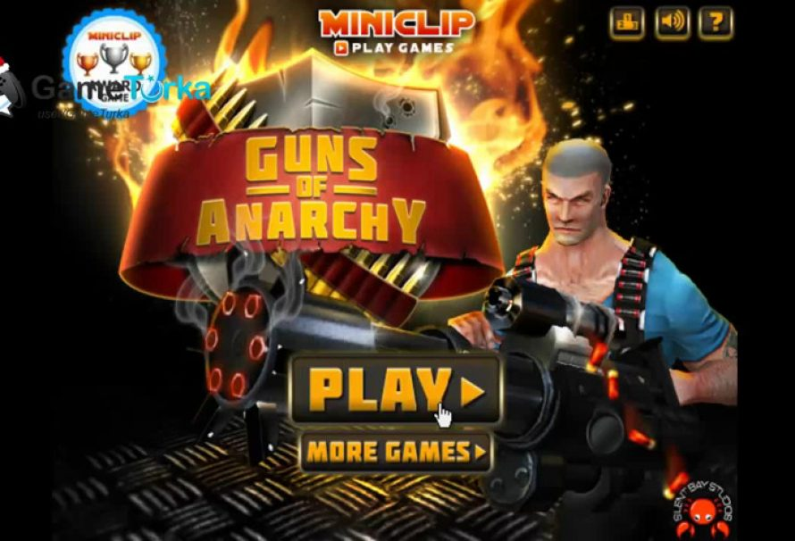 Guns Of Anarchy – Free To Play Mobile Game