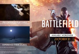 Battlefield 1 Coming October 21st