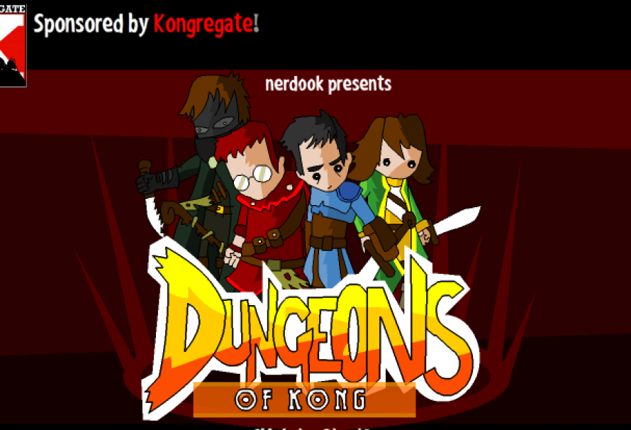 Dungeons of Kong – Free To Play Browser Game