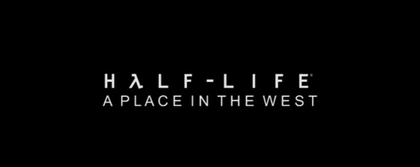 Half-Life: A Place in the West – Free Fan-Made Comic On Steam