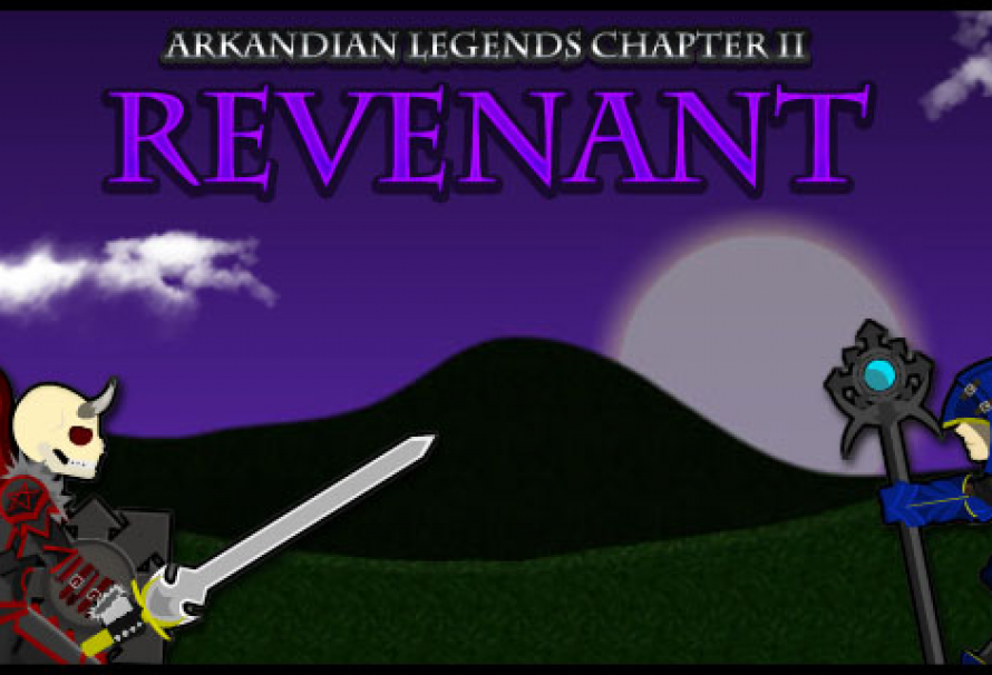 Arkandian Revenant – Free To Play Browser Game