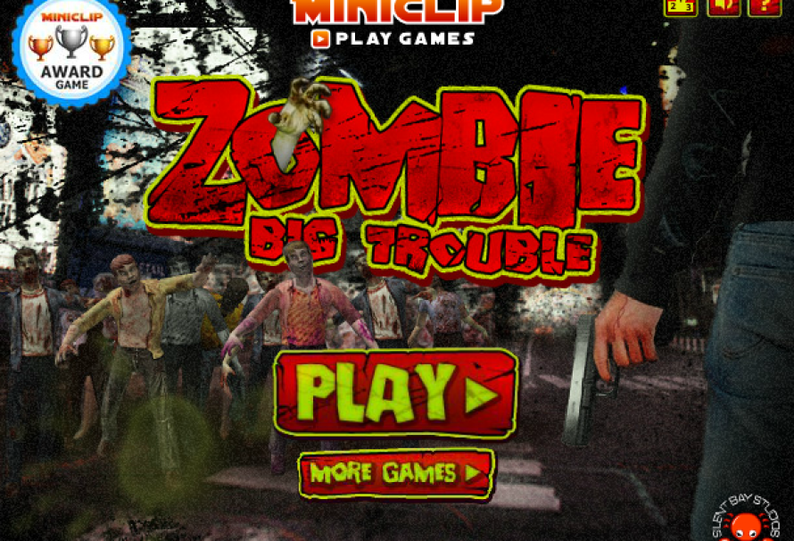 Zombie Big Trouble – Free To Play Mobile Game