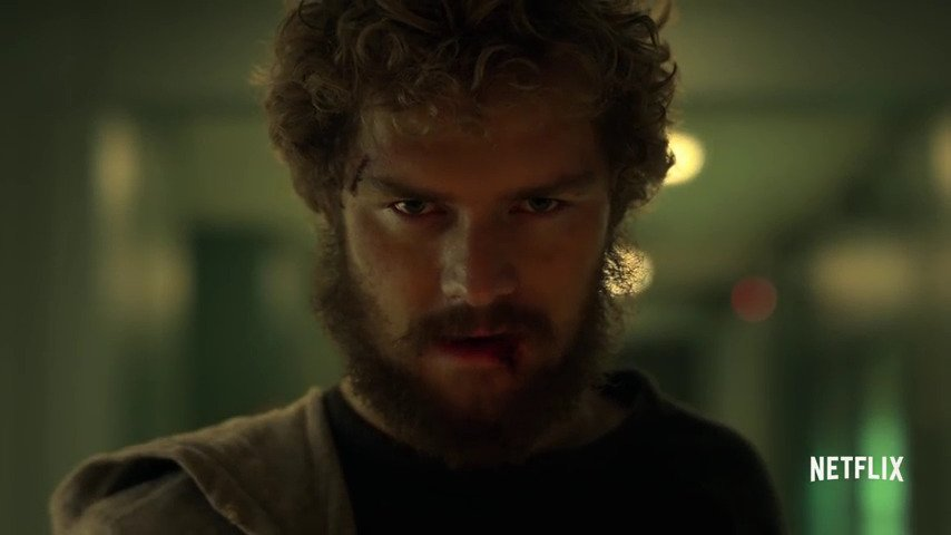 Marvel's Iron Fist - #GTUSA 5
