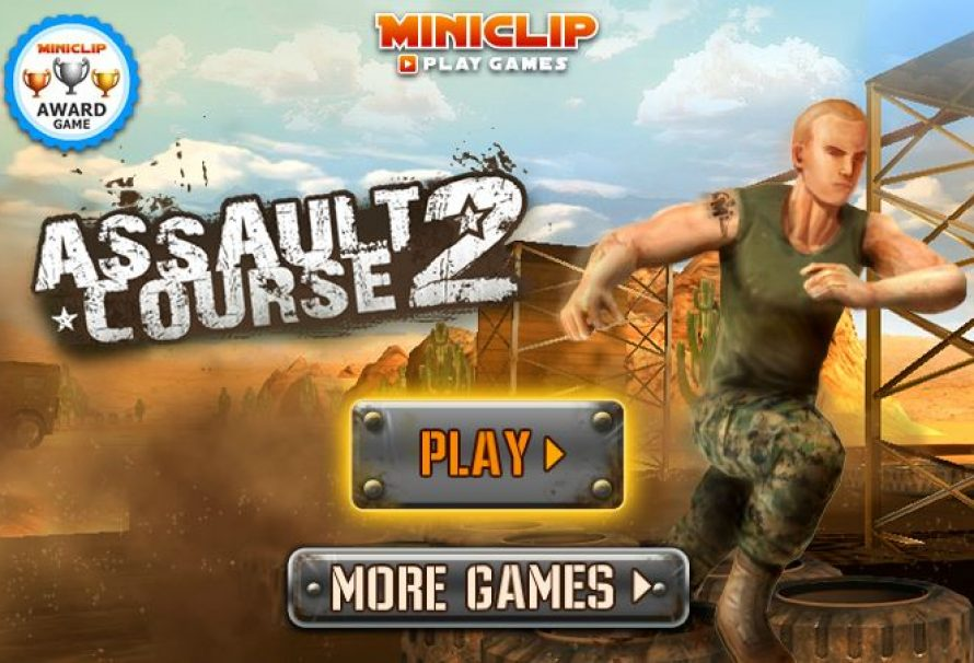 Assault Course 2 – Free To Play Mobile Game