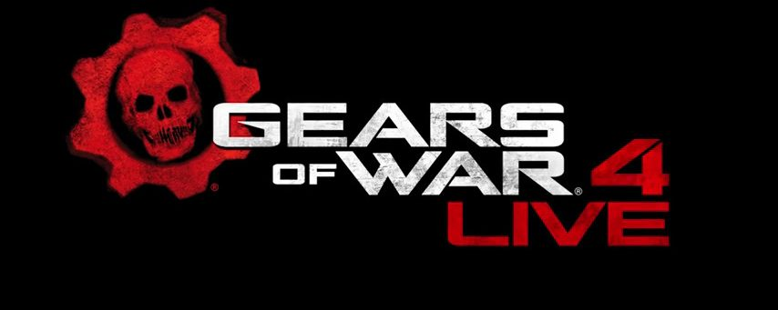 Join The Gears Of War 4 Live Broadcast Celebration Today