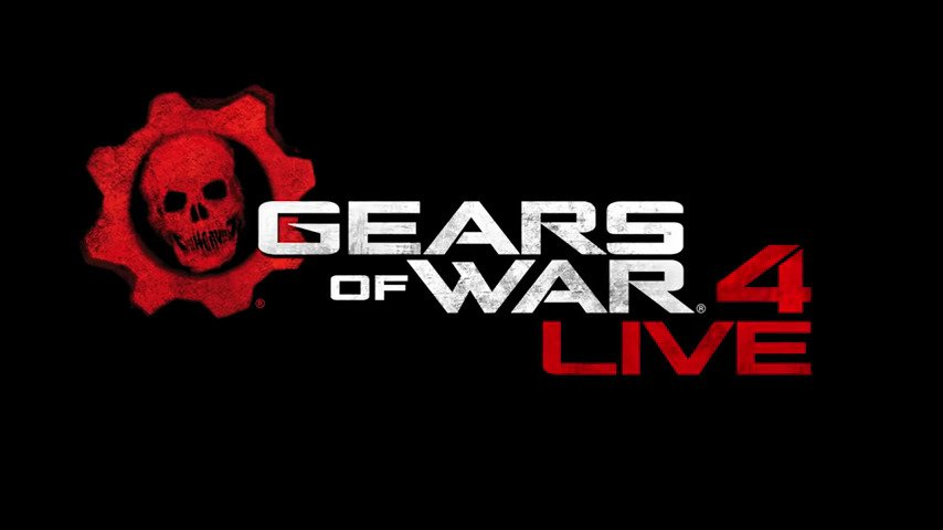 Gears Of War 4 Live - #GTUSA 1