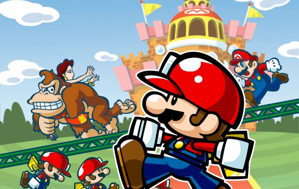 March of the Minis Wii U - #GTUSA 1