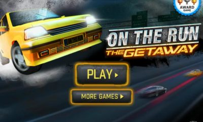 On The Run The Getaway - #GTUSA 1