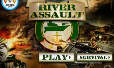 River Assault - #GTUSA 1