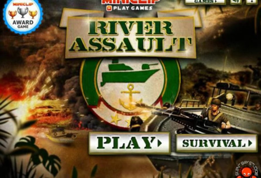 River Assault – Free To Play Mobile Game