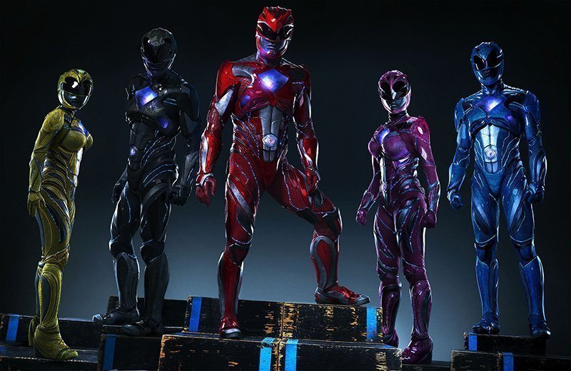 Saban's Power Rangers - #GTUSA 1