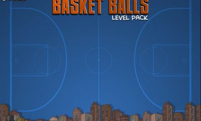 BasketBalls Level Pack - #GTUSA 1