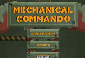 Mechanical Commando - Free To Play Browser Game