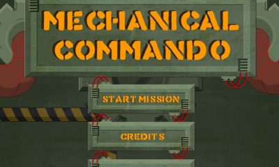 Mechanical Commando - #GTUSA 1