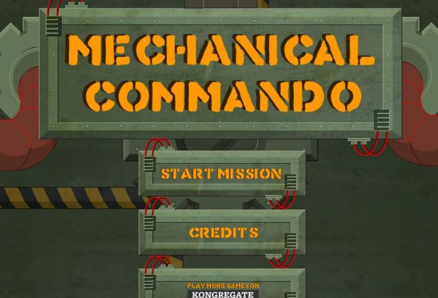 Mechanical Commando – Free To Play Browser Game