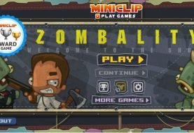 Zombality - Free To Play Mobile Game