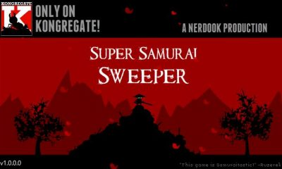 Super Samurai Sweeper - #GTUSA 1