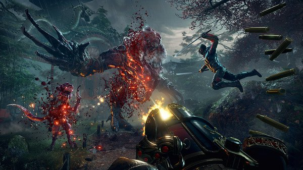 Shadow Warrior 2 - #GTUSA 4