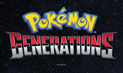 Pokemon Generations Episodes 4 - 7 - #GTUSA 1