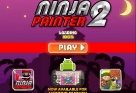 Ninja Painter 2 - Free To Play Browser Game