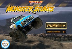 Monster Stunts - Free To Play Mobile Game