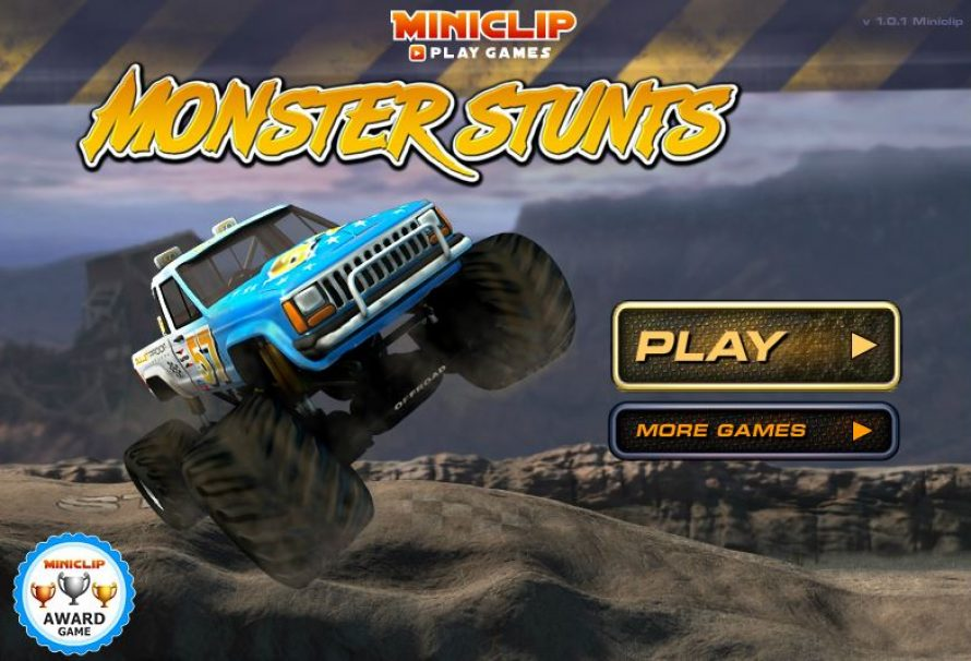 Monster Stunts – Free To Play Mobile Game