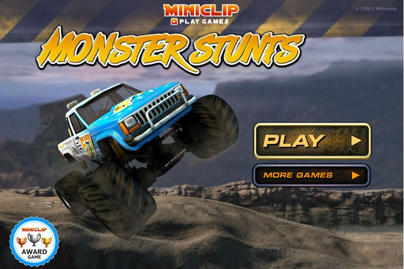 Monster Stunts - #GTUSA 1