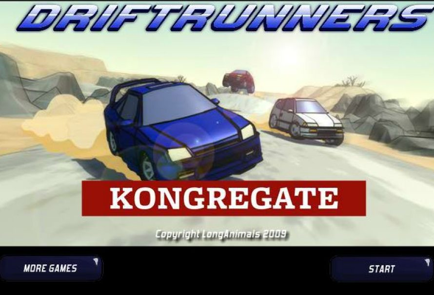 Drift Runners – Free To Play Browser Game