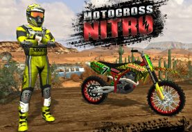 Motocross Nitro - Free To Play Mobile Game