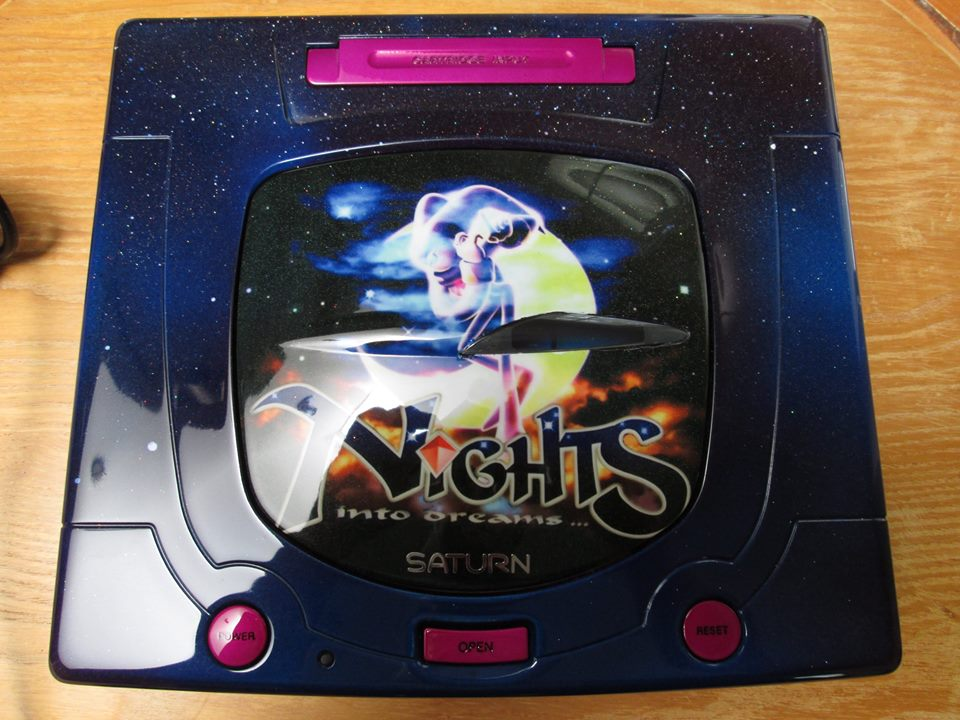 Custom Nights Into Dreams Sega Saturn - #GTUSA 15