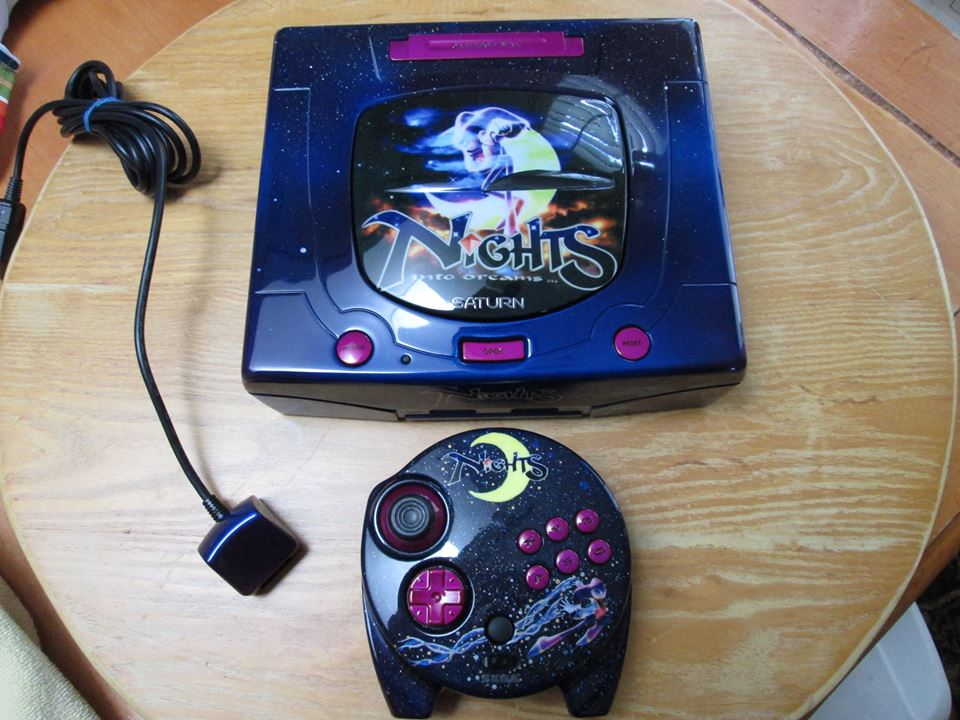 Custom Nights Into Dreams Sega Saturn - #GTUSA 13