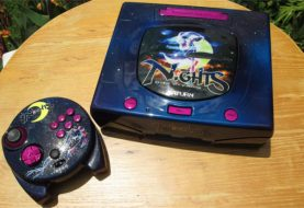 Custom Nights Into Dreams Sega Saturn