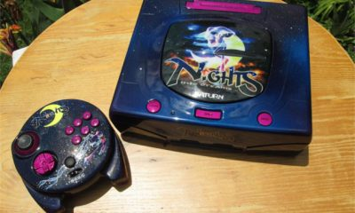 Custom Nights Into Dreams Sega Saturn - #GTUSA 2