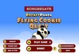 Flying Cookie Quest - Free To Play Browser Game