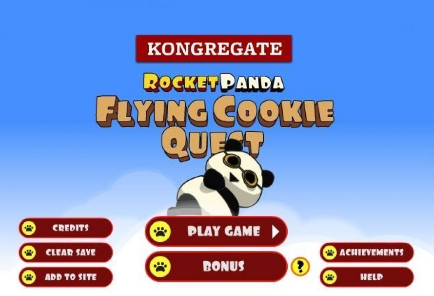 Flying Cookie Quest – Free To Play Browser Game