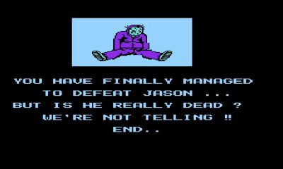 Friday The 13th NES Halloween Review - #GTUSA 1
